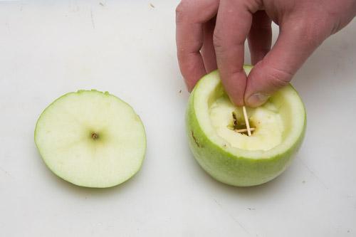 Как сделать из яблока для кальяна 243